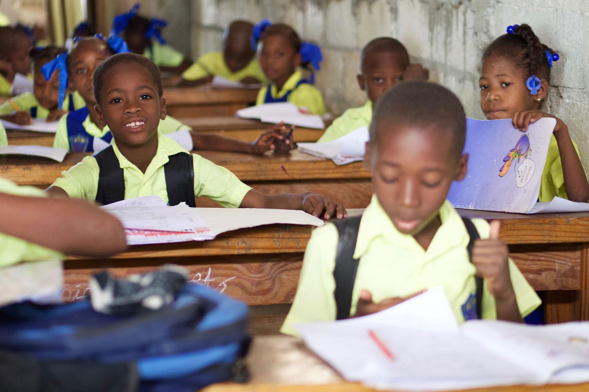 Bossier Haiti School